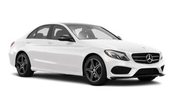 Mercedes C-Class or similar