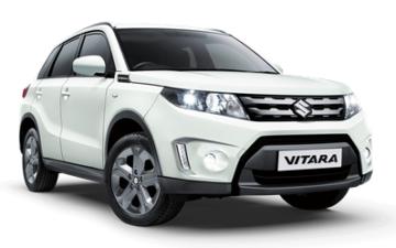 Suzuki Vitara 4x4 Auto or similar