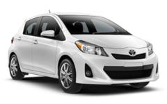 Toyota Yaris Automatic or similar