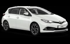 Toyota Auris or similar