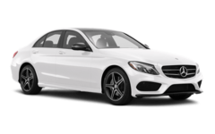 Mercedes C-Class or similar