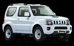 Suzuki Jimny 4x4 or similar