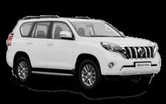 Toyota Land Cruiser 4x4 or similar