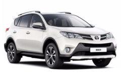 Toyota Rav4 4x4 Auto