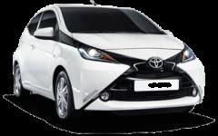 Toyota Aygo or similar