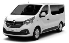 Renault Trafic 9 persons